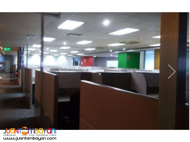 Office Space For Rent Lease,Fully Furnished Emerald Ave Ortigas Center