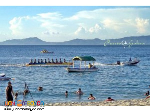 Beach Party, Puerto Galera Package
