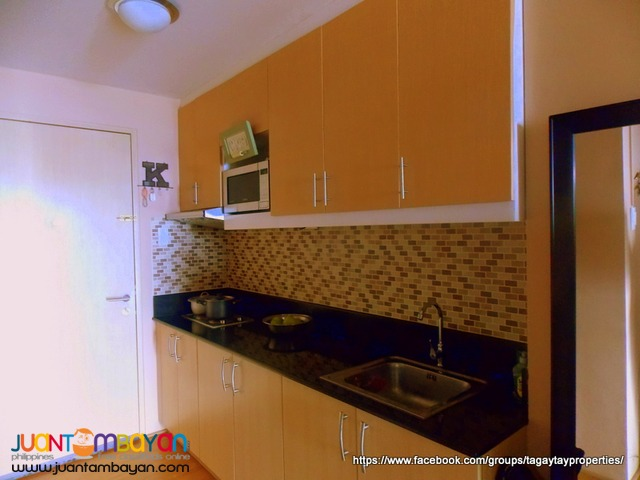 Tagaytay Overlooking Taal Condo for Sale