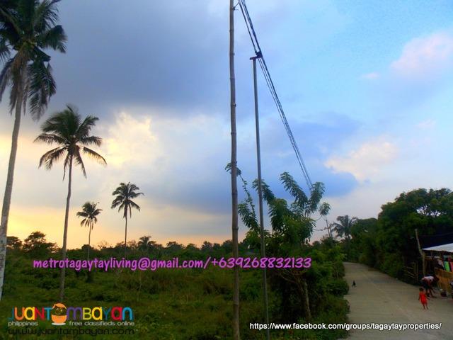 100sqm Lots for Sale in SPRINGHEIGTS 2, Asis Mendez, Rizal Salih Jr.