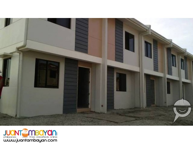 Fiesta Casitas Townhouse Binangonan Rizal - Affordable Price