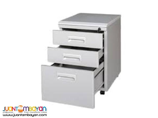 Mobile Pedestal 3 drawers