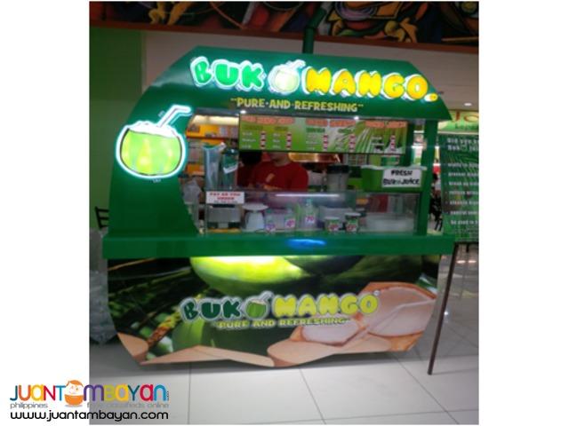 Buko Shake and Mango Shake Foodcart Franchise Business