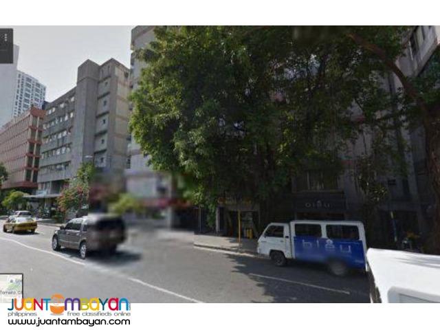 2,018 sqm Makati Building for Sale Legaspi Village