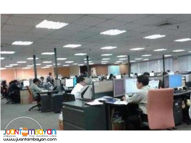 800 sqm Office Space For Rent Lease Ortigas Center Pasig