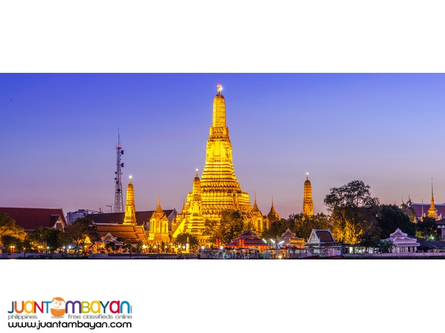 3D2N Bangkok Free and Easy Package