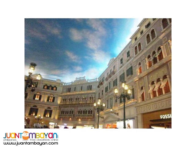 Merrymaking Macau Tour Package