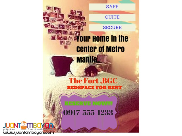 CENTROCONDOTEL ,NEAR BGC CONDOSHARING FOR FEMALE MAKATI