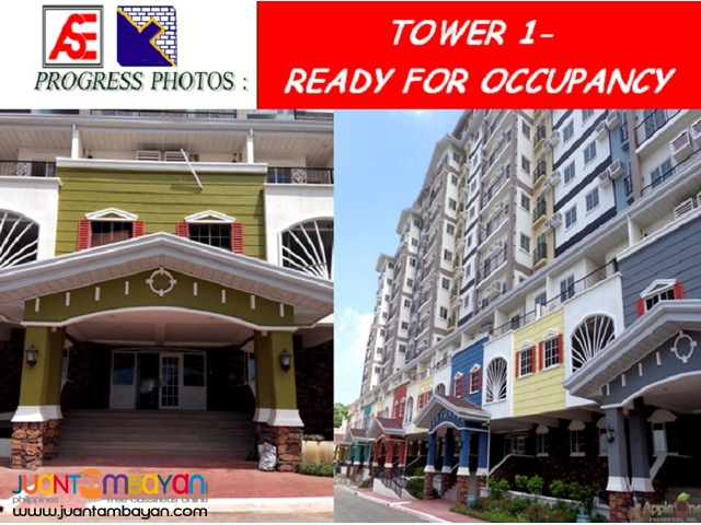 Ready for occupancy Condo in Banawa,Cebu City