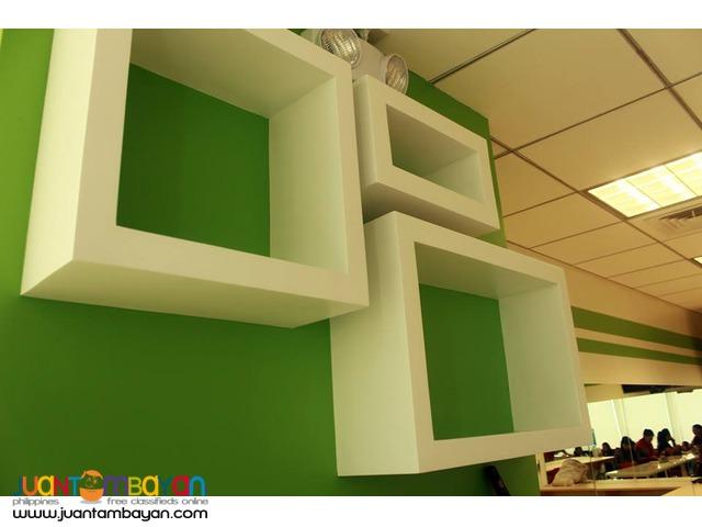 CEBU Office Renovation, Fit Out Construction