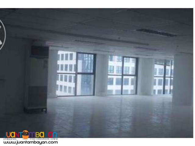 330 sqm Ortigas Center Office Space for Rent Lease PEZA