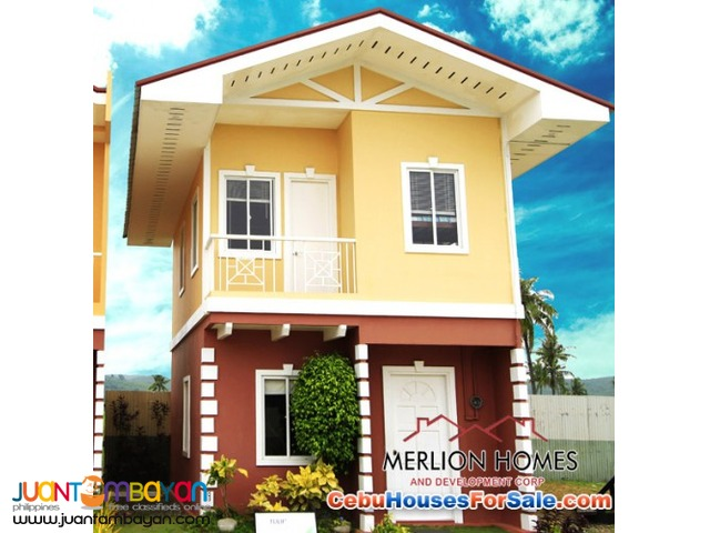 Garden Bloom Villas House and Lot For Sale!