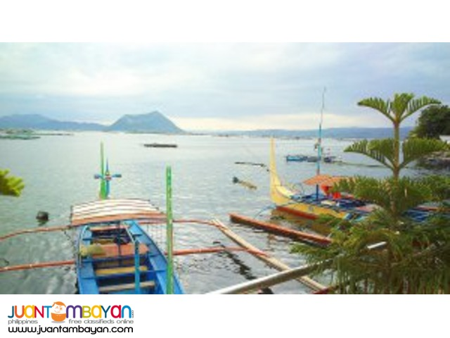 33 recorded eruptions, Taal Volcano tour