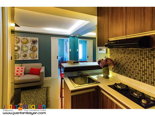Affordable Rent to own Condo in Alabang Muntinlupa