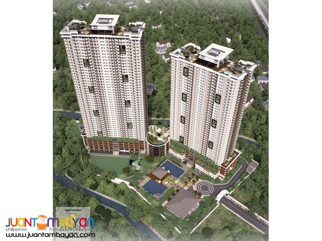 Condominium unit in North Edsa by DMCI HOMES