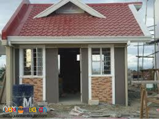 bungalow single attach At Terra Verde carmona cavite