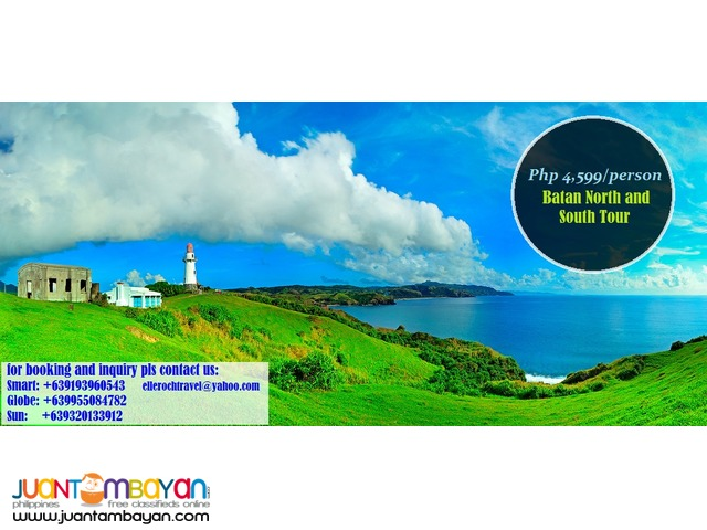 Batanes Tours Php4599 only!