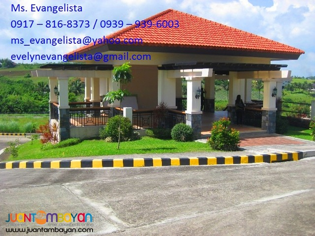 VILLA CHIARA RESIDENTIAL ESTATES @ P 7,000/sqm.