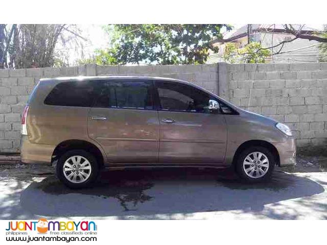 Rent a Car Pampanga