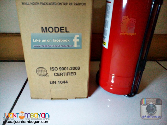 Fire Extinguisher for Vehicles, CARS, SUV, AUV, UVExpress