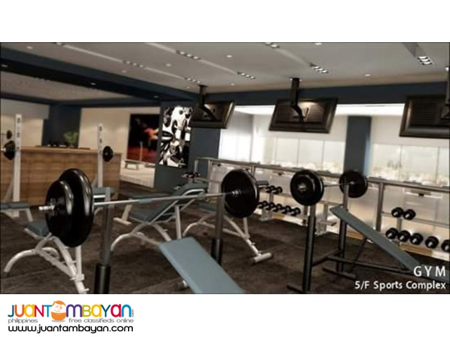 Love Sports? Here is the Perfect Condo for You!