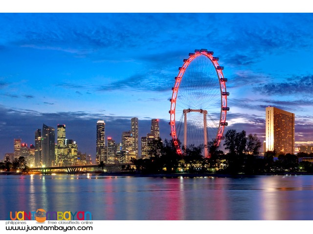 4 Days Singapore Universal Studio Include Air Tickets Via Manila