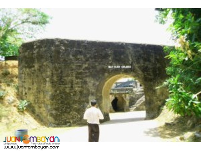 Much of Philippine history is contained in Corregidor tour