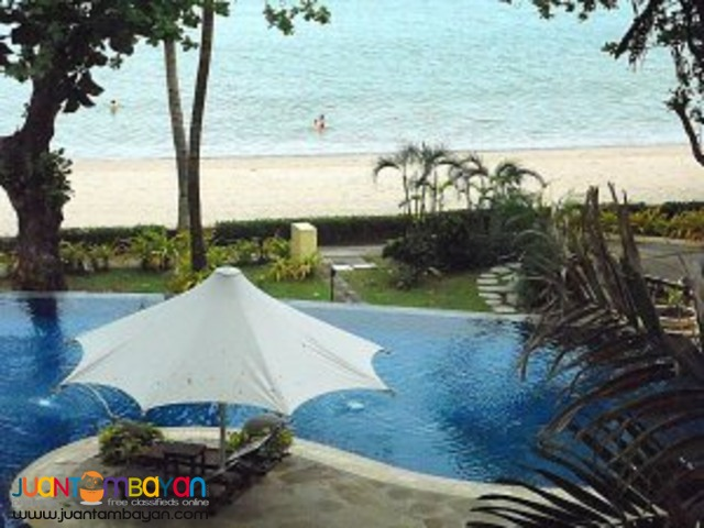 Batangas Beach Package at Punta Fuego