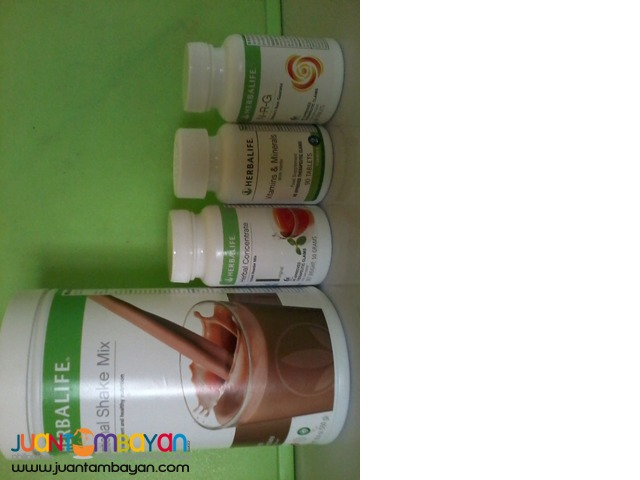 Herbalife Weight lose Products