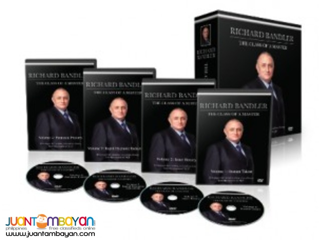 Richard Bandler – The Class of a Master