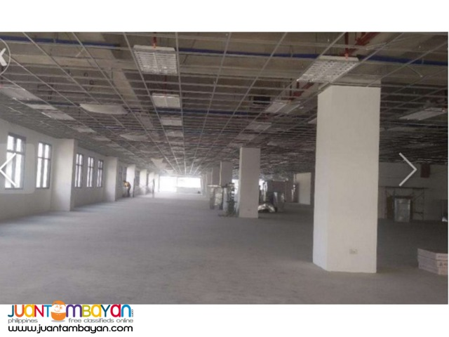 Ortigas Office Space for Rent Lease 2000 to 4000 sqm PEZA