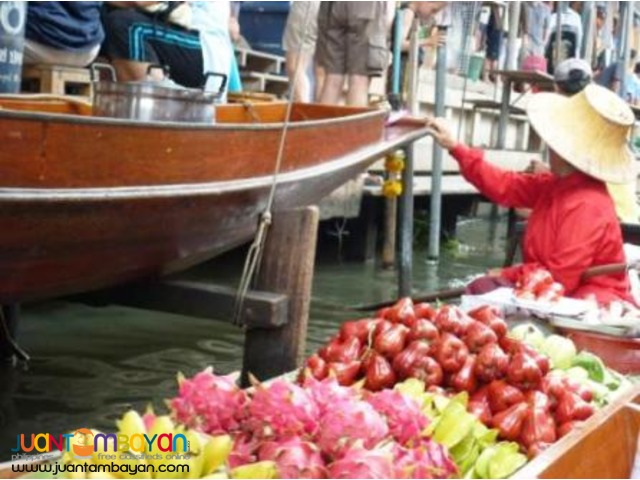 3D2N Discovery Bangkok Tour Package