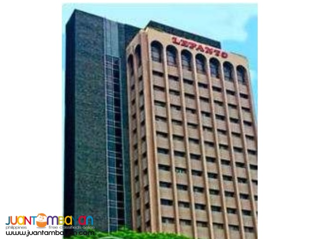 Makati Office Space for Rent Lease LEPANTO BUILDING