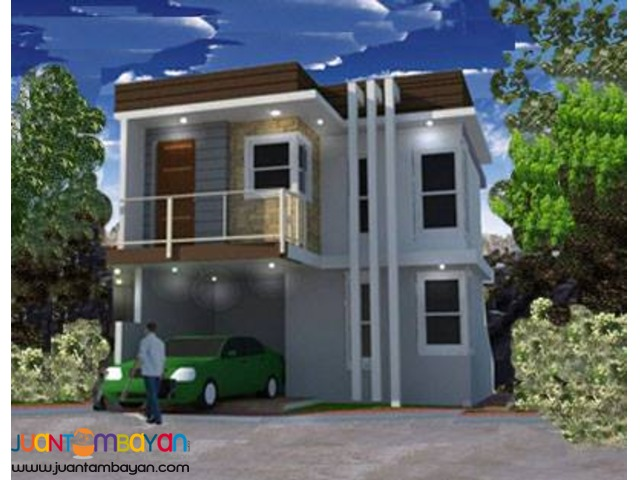 Single Attached House and Lot near Batasan  and Marikina City