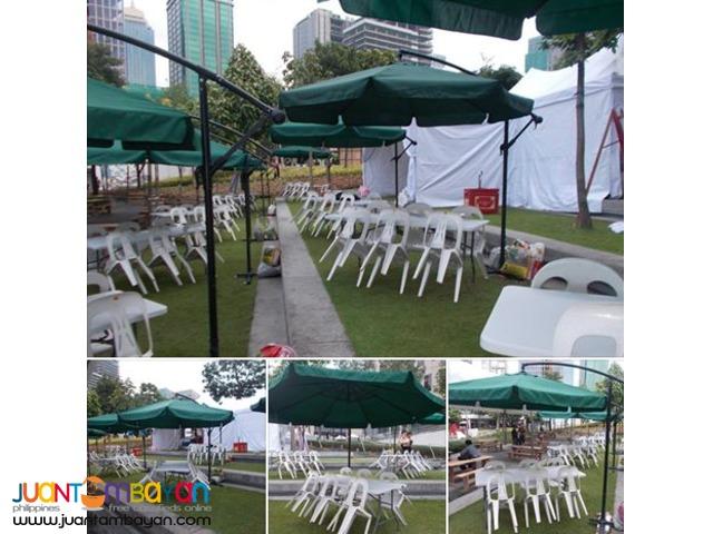 Retractable Tents, Umbrella Tents, Open and Close Tents