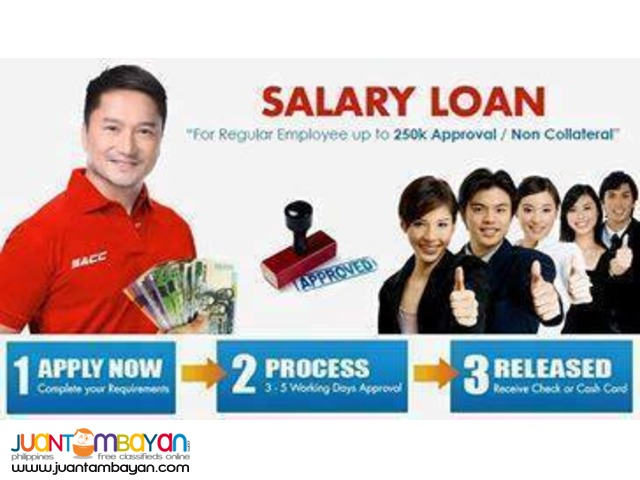 business loan and salary loan