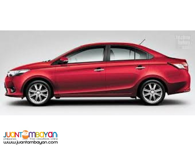 rent a car, toyota vios