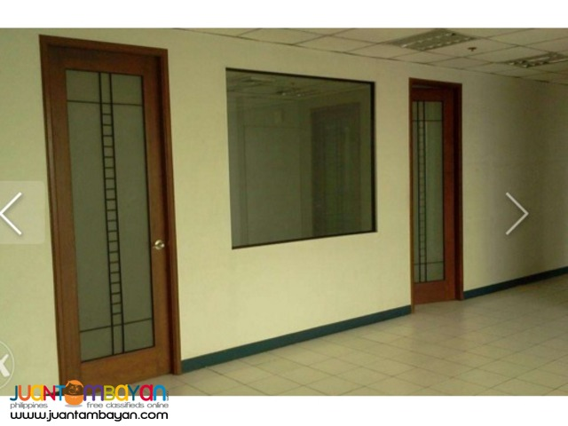 For Rent / Lease whole floor office space Makati City PEZA / CEZA