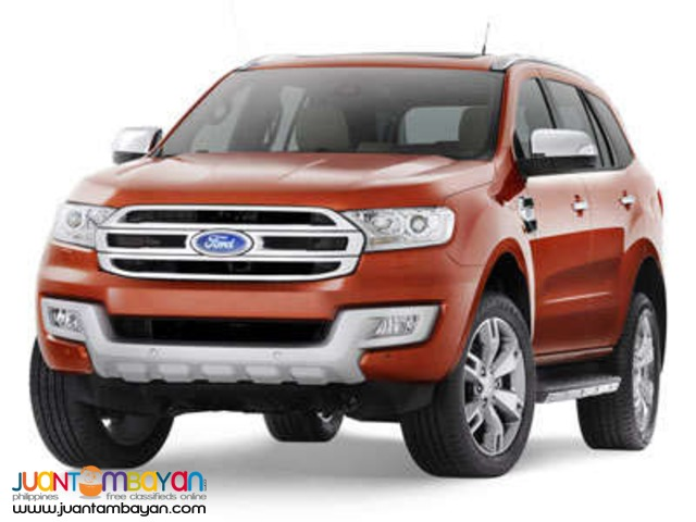 rent a car, ford everest