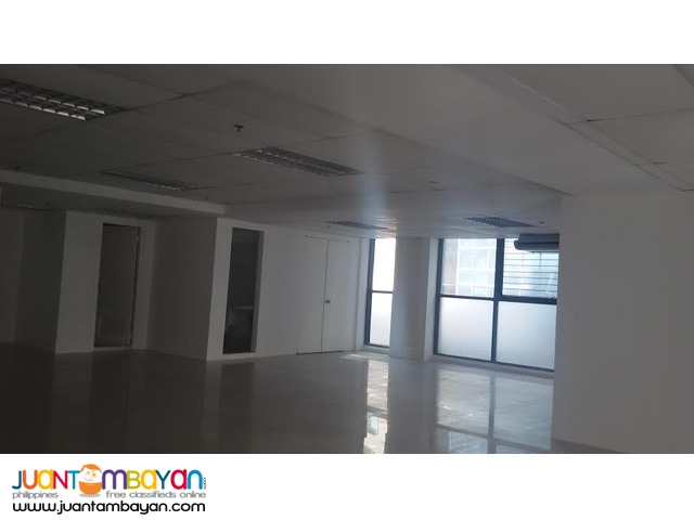 ​334 sqm Office Space for Rent / Lease in Ortigas Center Pasig City
