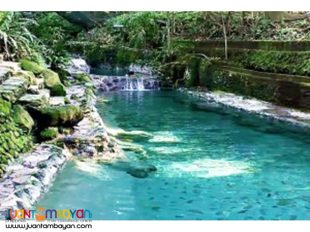Rich in hot and cold springs, Camiguin tour package
