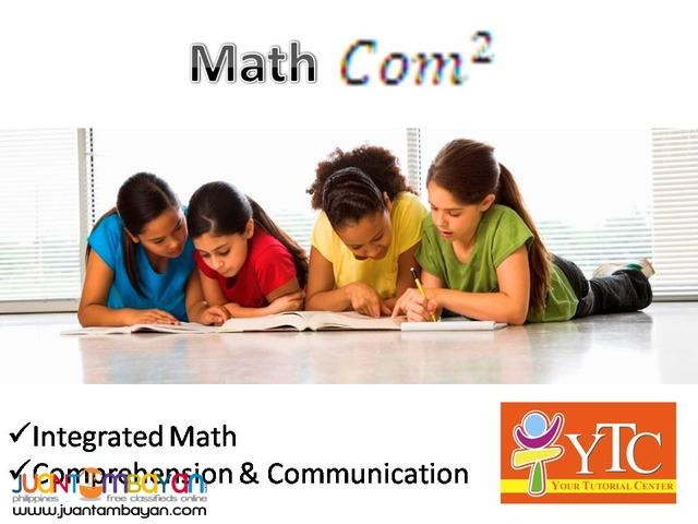 Summer Program: MATH(COM)2