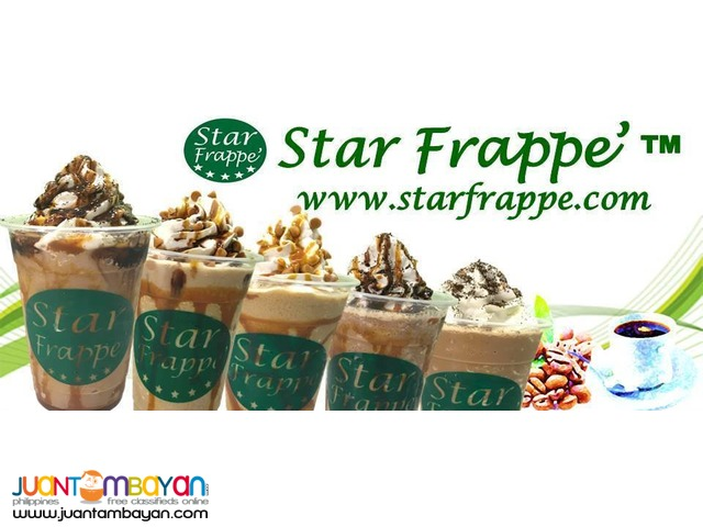 How to Franchise Star Frappe 09175323708