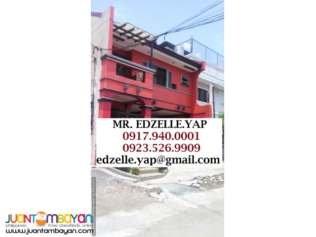 2 Storey House & Lot for Sale Tandang Sora, Quezon City