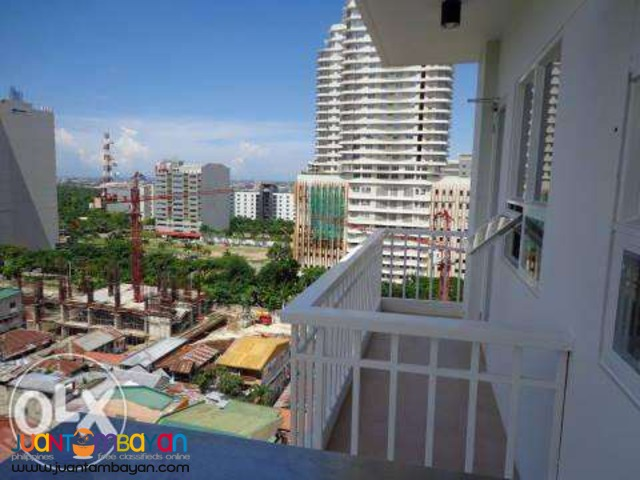 Studio Condo for Rent in Lahug Cebu City