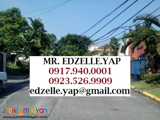 Lot for Sale Filinvest 2 Q.C