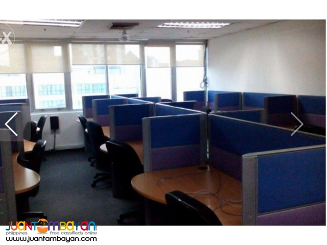 BPO Call Center Seats for Lease / Rent Ortigas Center Pasig