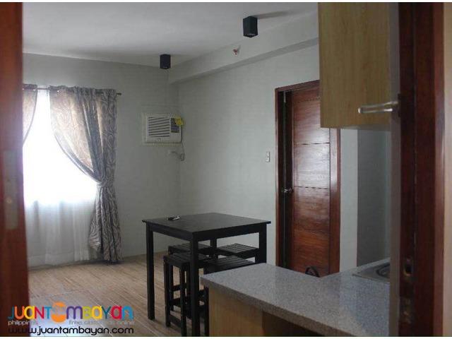 One-bedroom condominium unit for rent in Lahug, Cebu City