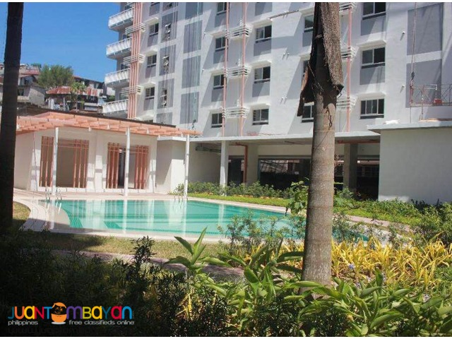 One-bedroom condominium unit for rent in Lahug, Cebu City