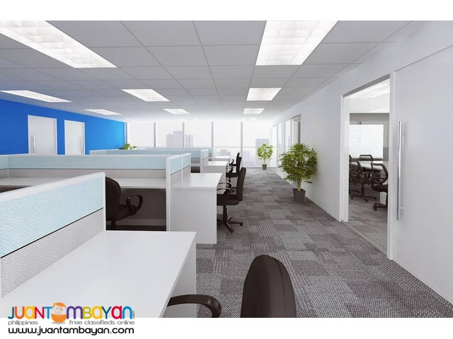 General Contractor for Office Commercial Renovation BGC Makati